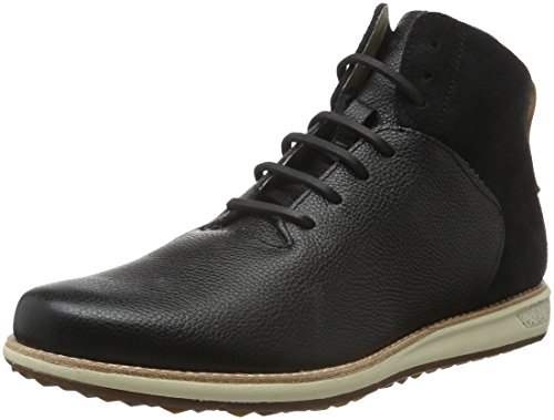 Ohw? gatland - sneakers alte uomo, nero (black date palm), 42