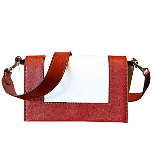 Bump tracolla wide color borsa diagonale della spalla womens borse-A A