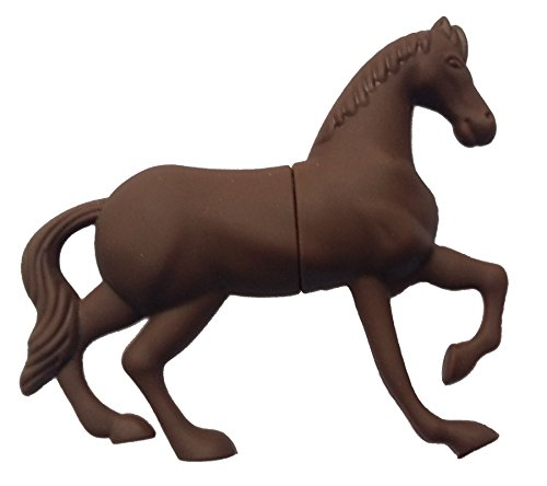 caballo-brown-memory-stick-almacenamiento-de-datosusb-flash-drive-8gb-pendrive