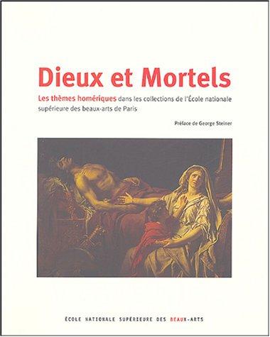 Dieux et mortels : Les thèmes homériques dans les collections de l'École des beaux-arts de Paris