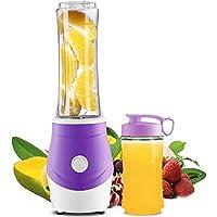 Mfun-ZUK Blender, Exprimidor Portable Centrífugo Personal para Las Frutas Y El Vehículo,