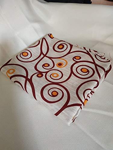 Generico Stoffa e Tessuti in Cotone per Cucito Metro 280 cm x 280 cm più di 30 Disegni per Divani Mantovane Cadute Laterali Tavola Cuscini Sedie Copritutto (12)