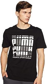 Puma Men's Plain Regular Fit Active Base Layer S