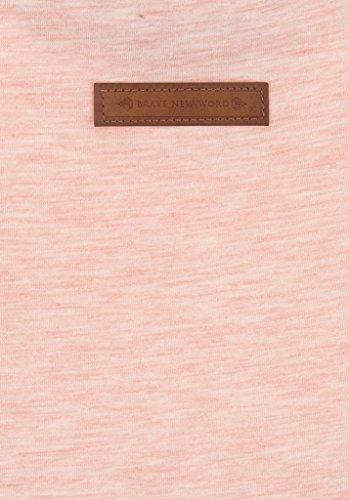 Naketano Female Shortsleeve Wolle X Burning Melange