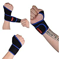 Wrist & Thumb Brace Splint Guard with Wrist Wraps,3D Full Thumb Support Frame Protecion Stabilizer,ThumbArthritis Pain Relief Brace