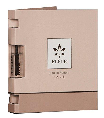 La Vie Parfüm Probe Ampulle Damen Eau de Perfume for Women Luxus Beauty Original Duftprobe Vanille-Praline-Gourmet Duft in Probiergröße, 1.5ml