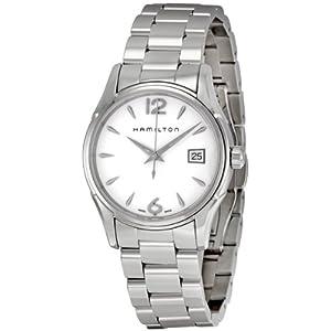 Hamilton Reloj Analogico para Mujer de Cuarzo con Correa en Acero Inoxidable H32351115