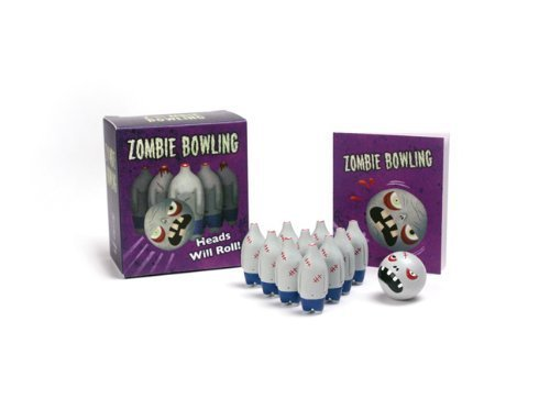 Mini Kits) by Running Press (2012) Paperback (Zombie Bowling)