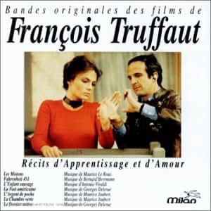 François Truffaut : récits d'apprentissage et d'amour
