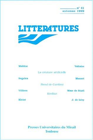 Agrégation de lettres. Programme agrégation de lettres 2000, numéro 41, 1999