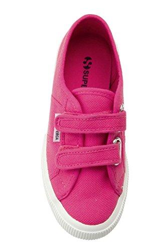 Superga 2750 JVEL Classic Unisex-Kinder Sneakers Paradise Pink