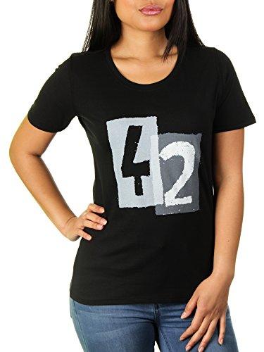 der-frage-ihre-antwort-damen-t-shirt-von-kater-likoli-gr-2xl-deep-black