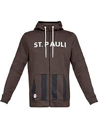 Under Armour St Pauli - Sudadera con Capucha y Cremallera Completa para Hombre  2018 19 6f49b8d6c5db