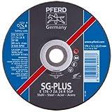 Pferd-Disque à Ébarber 125-7 Za24 Sgp R E