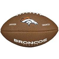 Denver Broncos Mini Team Logo Football