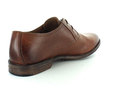 Clarks Hawkley Passeggiata Oxford Tan Leather