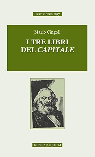 scaricare ebook gratis I tre libri del Capitale PDF Epub