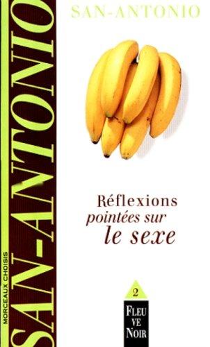 REFLEX POINTEES SUR LE SEXE