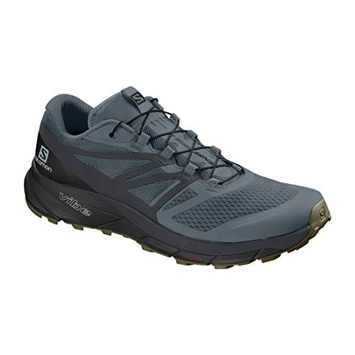 Salomon Sense Ride 2 Zapatillas de Trail Running Stormy