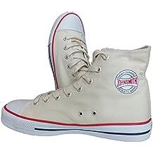 Zapatillas de Bota Lona