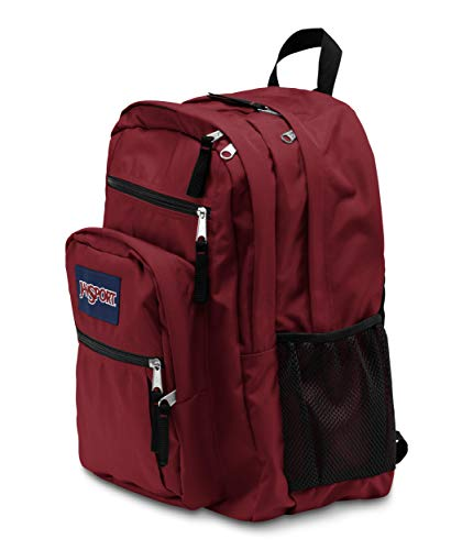 JanSport Big Student Backpack (Viking RED) Image 4