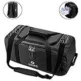 Everwell Sporttasche für Männer, Reisetasche mit Schuhfach, Gym Fitness Sport Tasche mit...