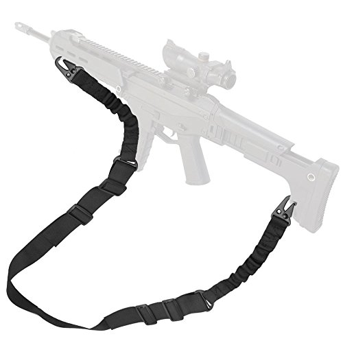 OTraki 2point Sling Quick Detach Release Rifle Sling Regulable Airsoft