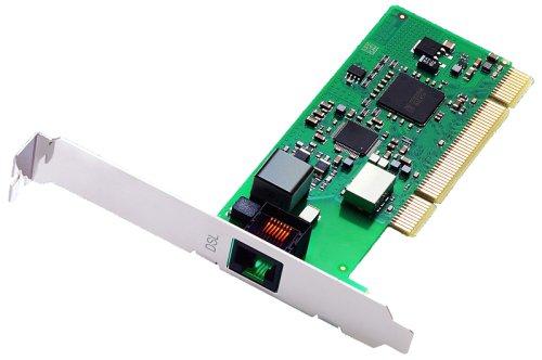 AVM Fritz!Card DSL SL PCI DSL-Modem mit Traffic-Shaping, Netzwerkkarte