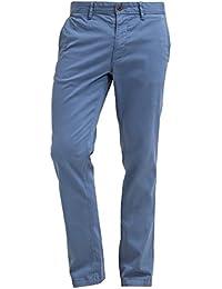 BOSS ORANGE Chino Herren Hose medium blue blau W40 L34