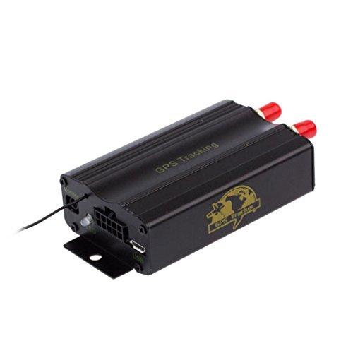 Auto GPS-Tracker, xjp TK103A Fahrzeug Auto SMS GPRS Tracker Echtzeit GPS-Gerät Alarm System und Sicherheit Tracking Equipment