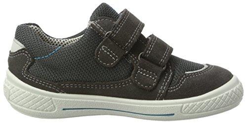 Superfit Tensy Surround Jungen Sneakers Grau (Stone Kombi 06)
