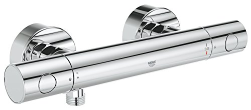 GROHE Grohtherm 1000 Cosmopolitan | Thermostate - Thermostat-Brausebatterie, DN 15 | chrom | 34065002