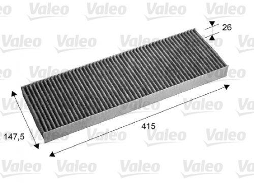 Valeo 715675 ClimFilter Protect Filter, Innenraumluft