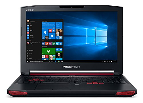 Foto Acer Predator G9-591-75EJ Laptop, Processore Intel Core i7-6700HQ,...
