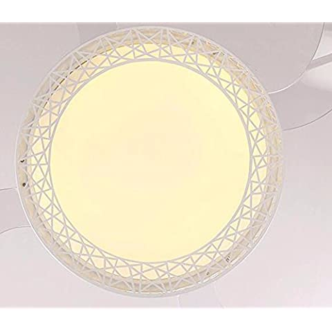 FGSGZ-Ventilador-De-Techo-Luz-Araa-Ventilador-Telescopicfan-Luz-Led-De-Iluminacin-Domstica-36Pulgadas-28-La-Atenuacin-Control-RemotoDimetro-92Cm