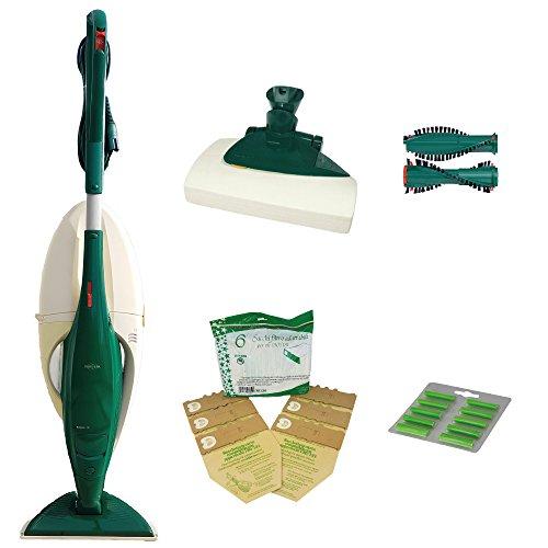 Aspirapolvere vk130-1 rigenerato spazzola classica scegli la composizione (vk130-1+battitappeto)