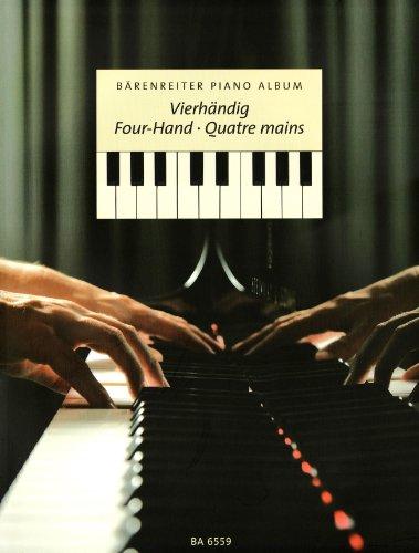 Preisvergleich Produktbild Bärenreiter Piano Album Vierhändig. Four-Hand - Quatre mains