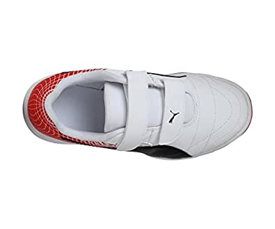 Puma Unisex's Veloz Indoor Ng V Jr Sports Shoes