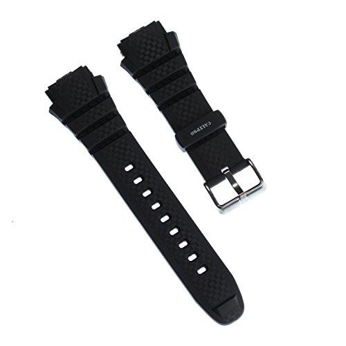 Calypso correa de reloj al aire libre PU pulsera-materiales para Calipso K5626 relojes