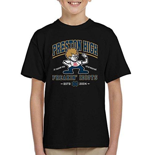 Preston High School Napoleon Dynamite Kid's T-Shirt Kip Napoleon Dynamite T-shirt