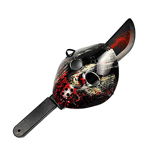 Machete y Máscara Hockey PVC-Arma Juguete