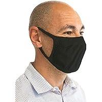 Relaxsan - Bandes Bouche Nez - Tissu Lavable réutilisable Absorbant bactériostatique