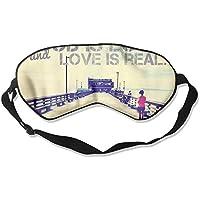 Sleep Eye Mask God is Love Lightweight Soft Blindfold Adjustable Head Strap Eyeshade Travel Eyepatch E9 preisvergleich bei billige-tabletten.eu