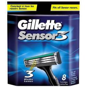 gillette-lames-rasoirs-sensor-3-x8-for-multi-item-order-extra-postage-cost-will-be-reimbursed