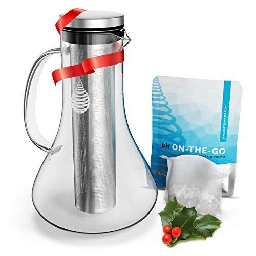 pH REPLENISH - caraffa per filtraggio acqua alcali...
