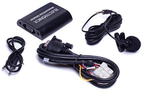 Bluetooth Freisprechanlage, Bluetooth Musik Streaming Adapter für Originalradios inkl. AUX und USB-Ladebuchse BTA-NIS (Fx35 Infiniti 2003)
