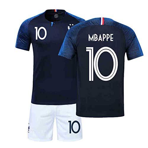 YXST Campeón Camiseta Fútbol Uniforme 2018 Copa