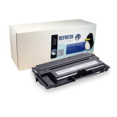 Xerox 6110 Cyan 106R01271 Wiederaufgefüllt Farbe tinte Laser Tonerkassetten - Patrone für die verwendung mit Phaser / mfp / 6110N / 61110VB / 6110VN Drucker - Refresh Cartridges -