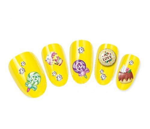 er Wrap Wasser Transfer Aufkleber Tattoo Tips für Nail Art/Phone iphone 6s Case/Einladungskarten Dekoration Typ52 (Diy Zombie-dekorationen)