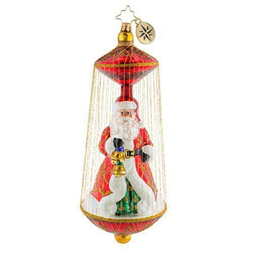 Christopher Radko Viktorianischer Vestige Weihnachten Ornament